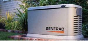 Generac electric generator