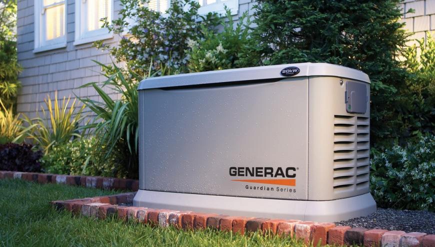 Generac Guardian Series electric generator