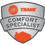 Trane Comfort Specialist Logo/Label