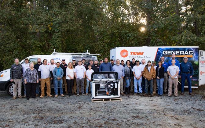 Swaim Electric Team Photo