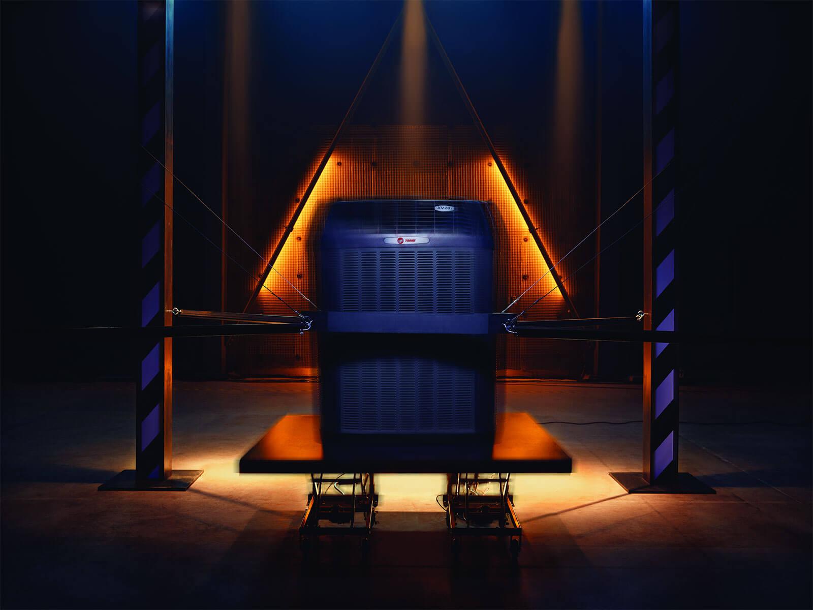 Trane HVAC and Generac Whole Home Generator