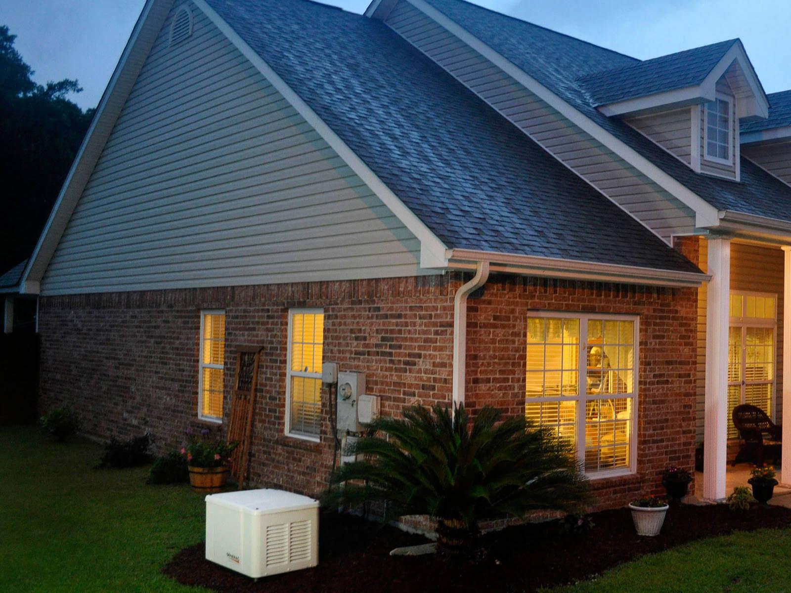 generator installation whole house generator